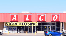 Local Alco Store shutting doors. What does this mean to the community?